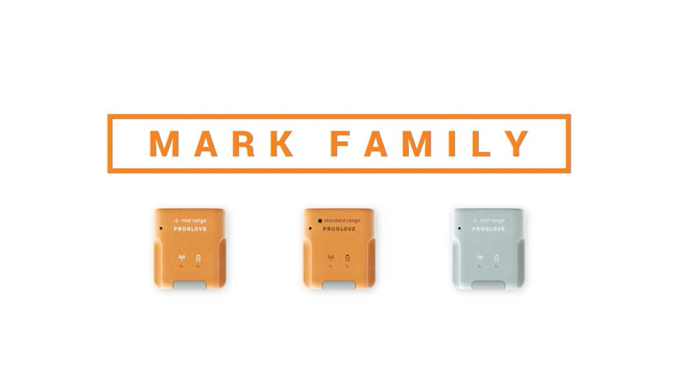 MARK hands-free barcode scanner family video introduction