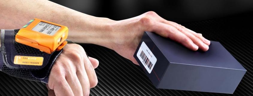 Best Barcode Scanning Solution - ProGlove MARK Display