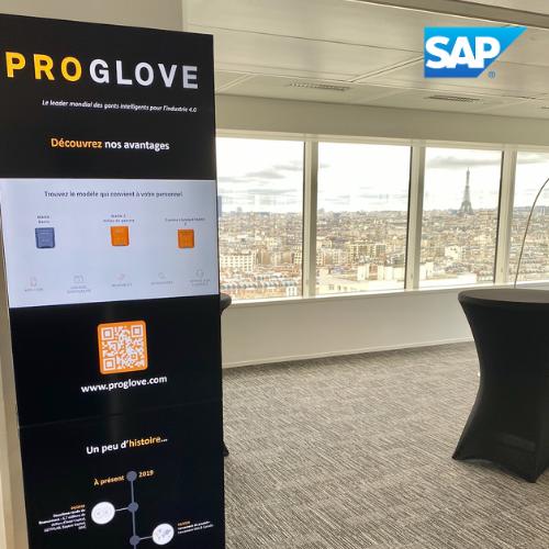 Innovation Center – SAP France, Paris