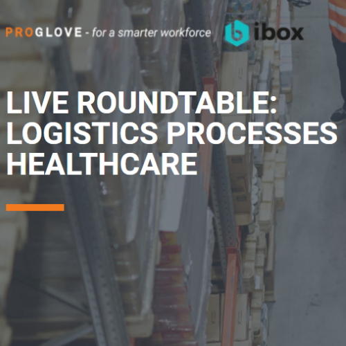 Digital Roundtable | Logistics Processes in Healthcare