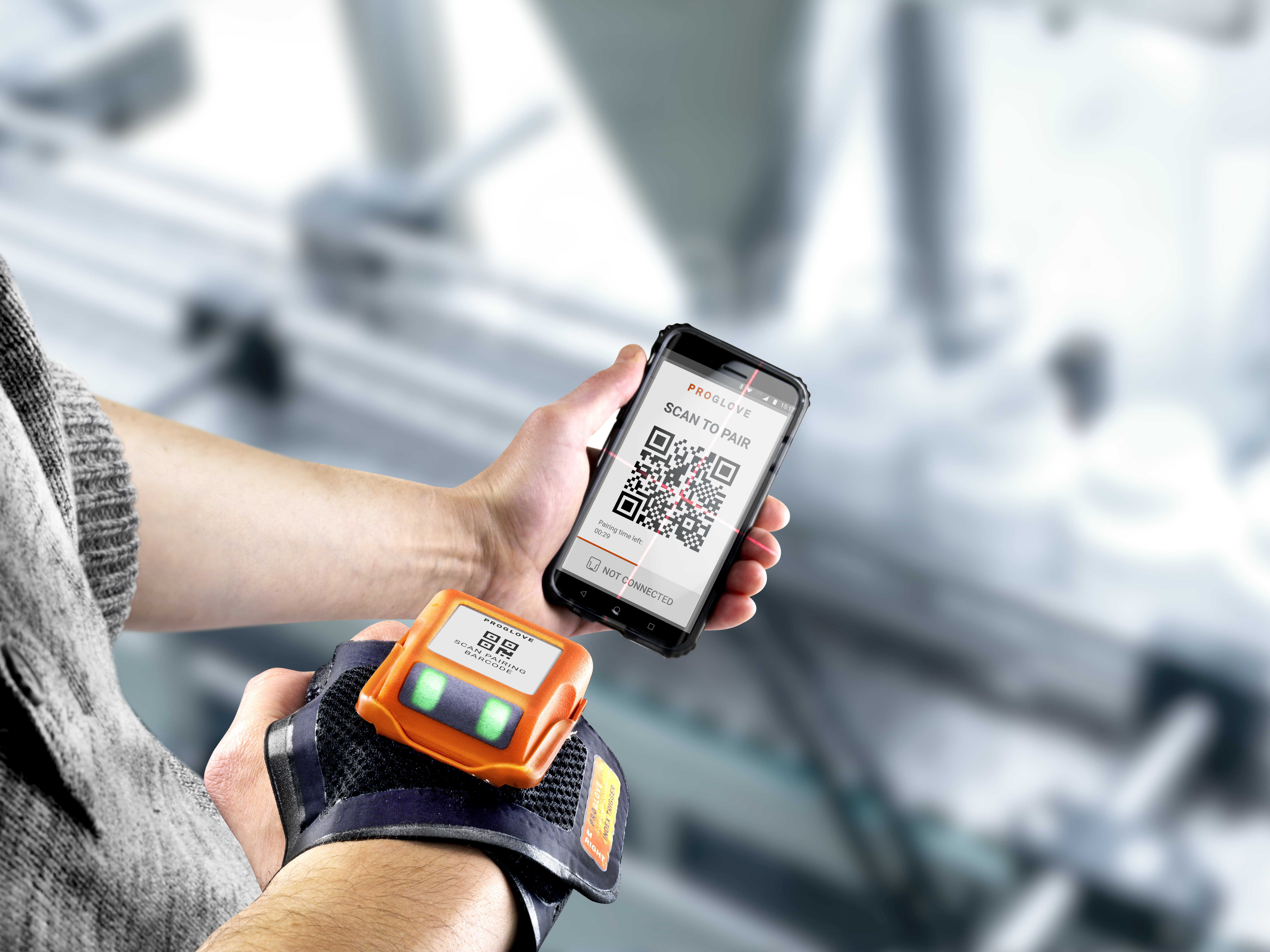 ProGlove stellt Insight Mobile für Android mit aktualisierter Social-Distancing-Funktionalität und SDK für iOS bereit